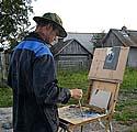 Александр Шиляев после работы